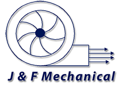 J&F Mechanical Logo